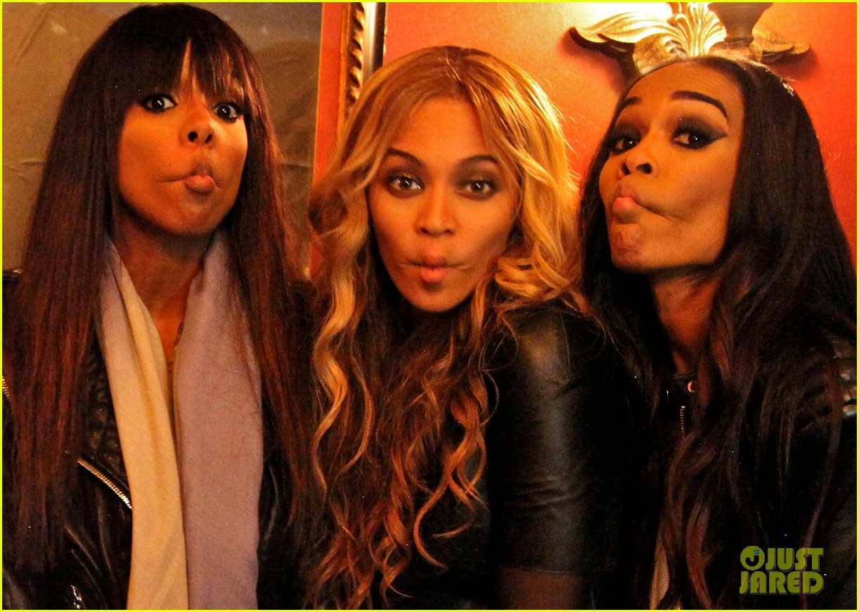beyonce fishy faces with kelly rowland michelle williams 022805965