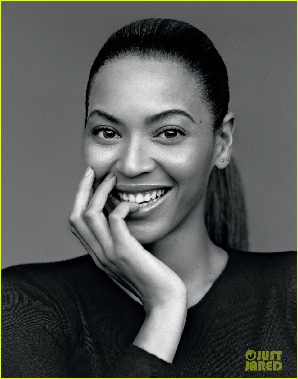 beyonce the gentlewoman photo shoot pics 012813615