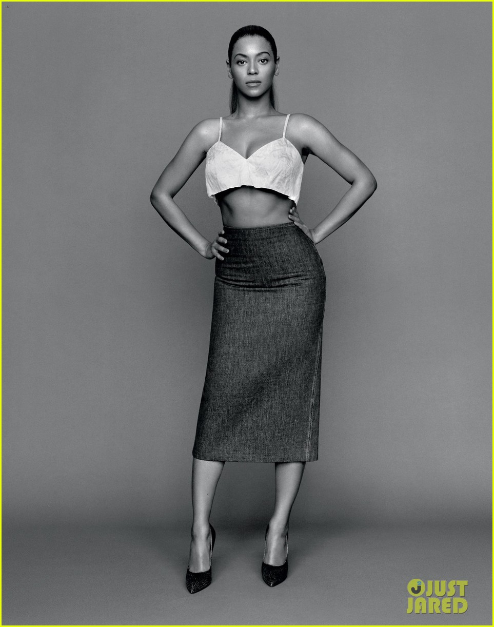beyonce the gentlewoman photo shoot pics 022813616