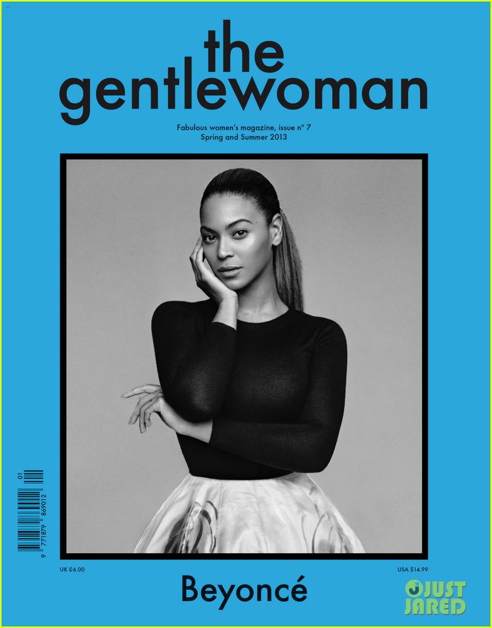 beyonce the gentlewoman photo shoot pics 062813620