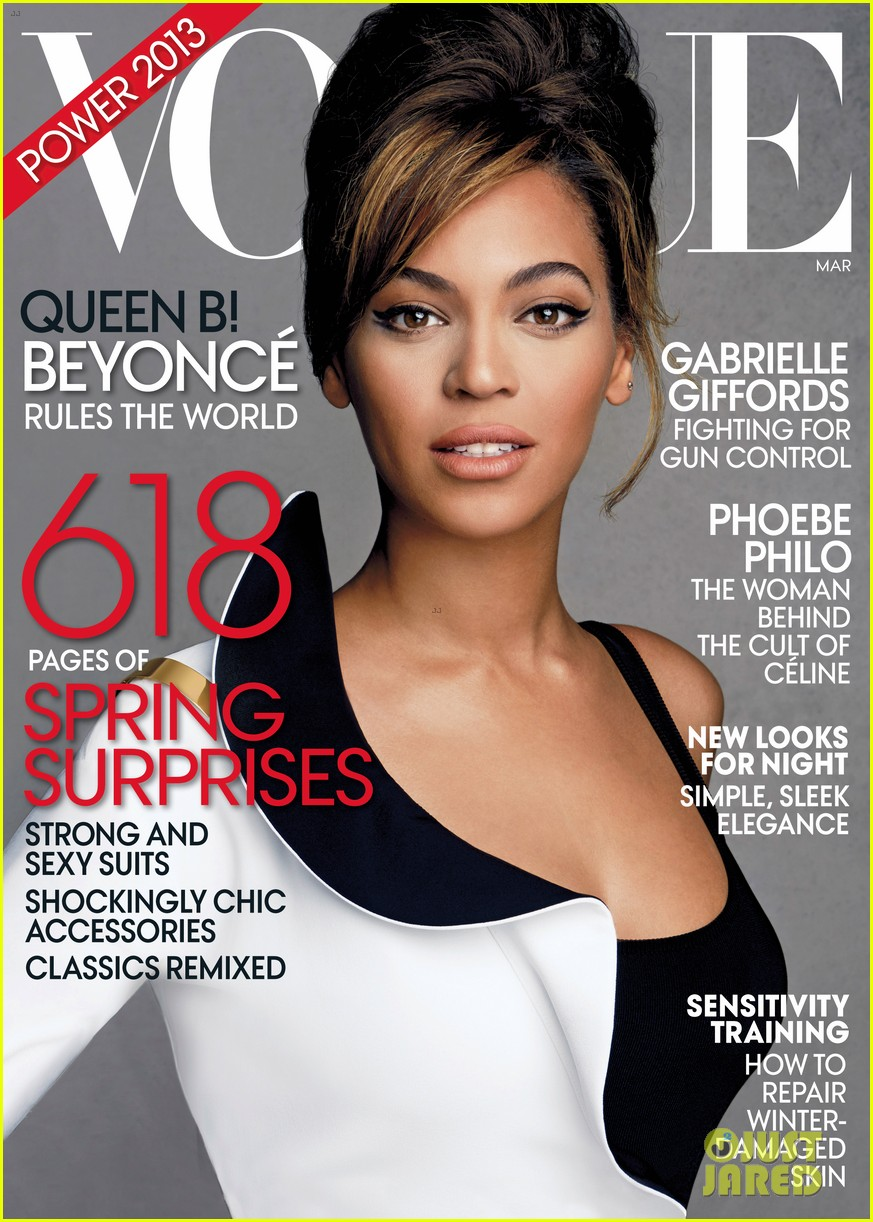 beyonce covers vogue march 2013 03