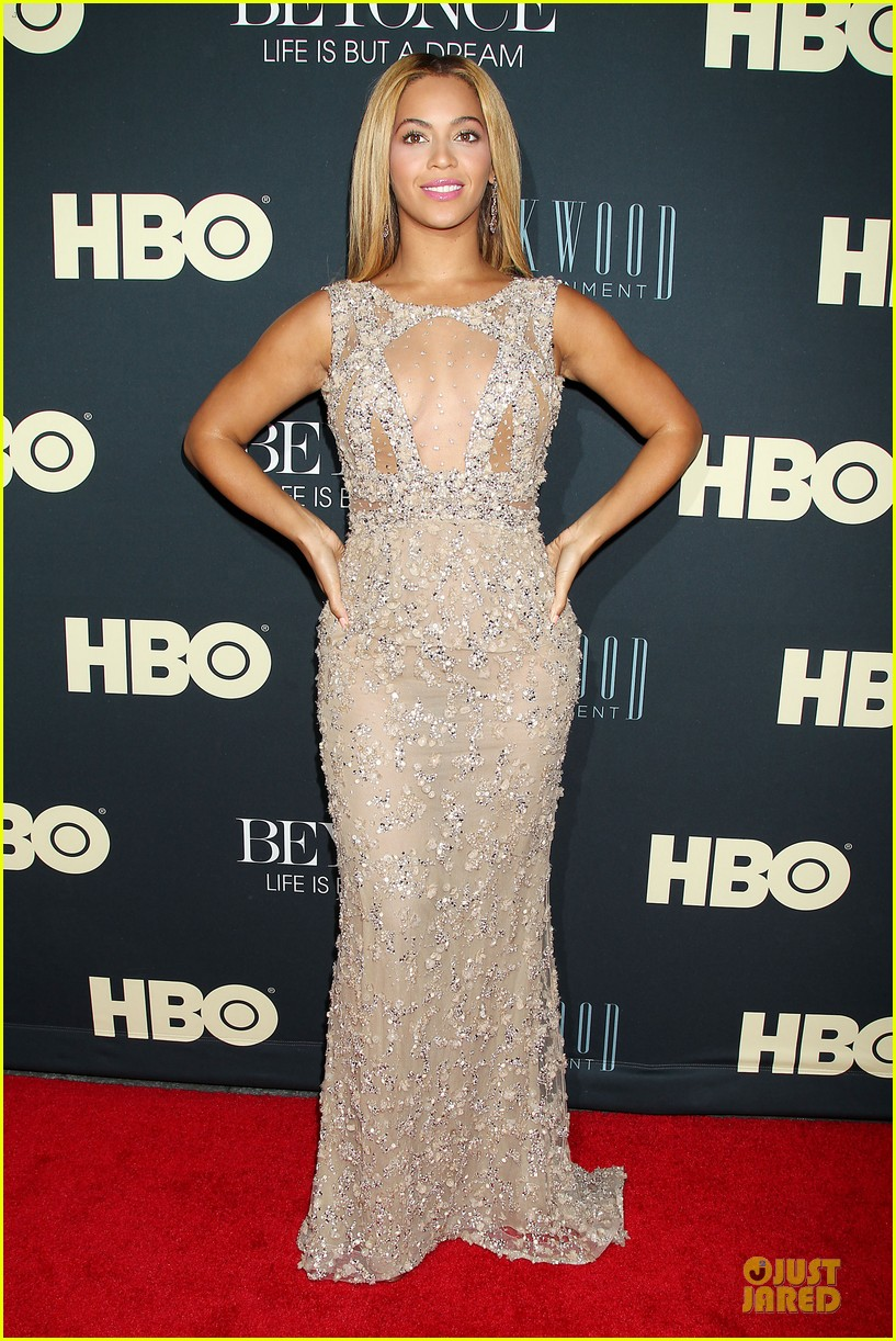 beyonce oprah winfrey life is but a dream ny premiere 082810913