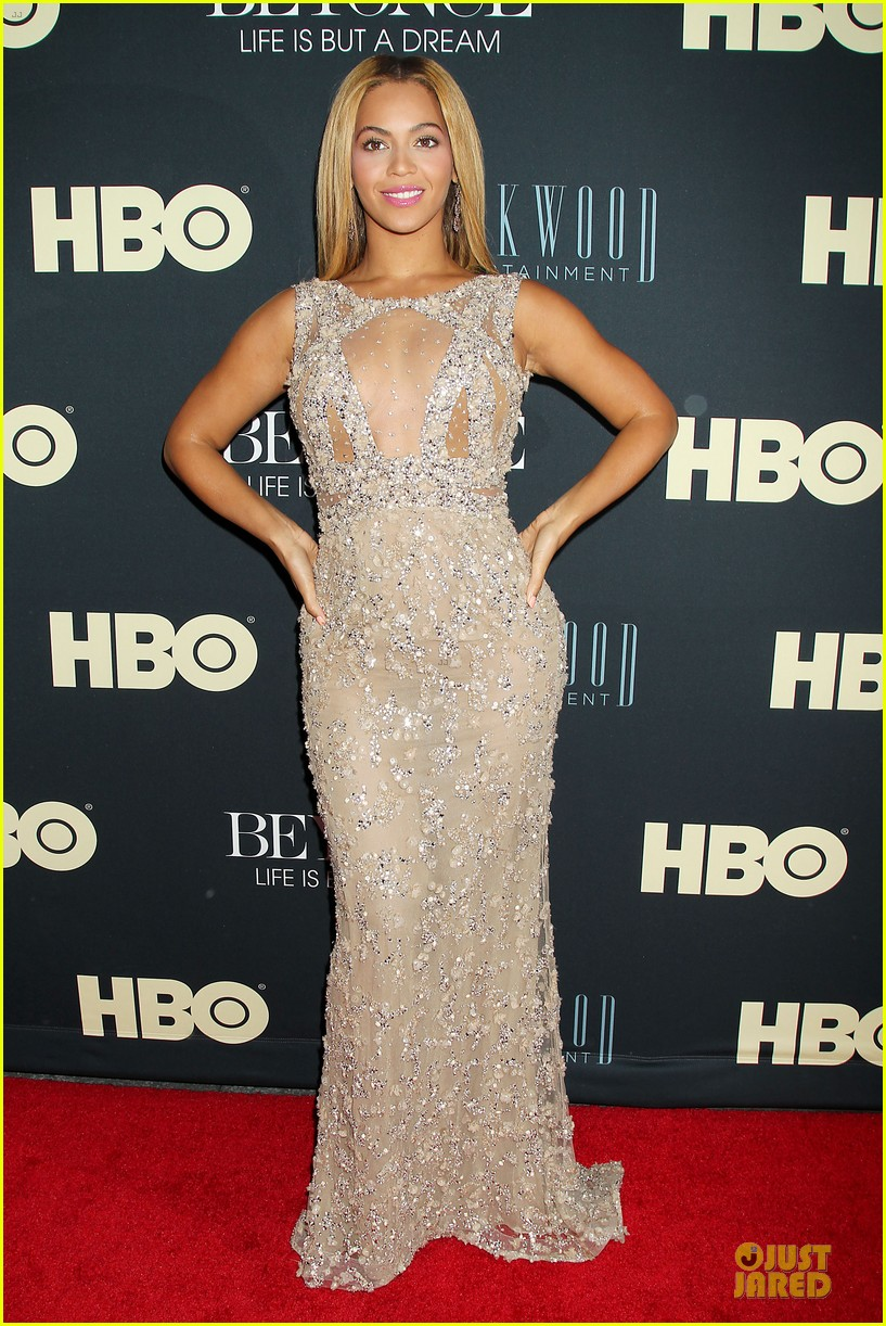 beyonce oprah winfrey life is but a dream ny premiere 092810914