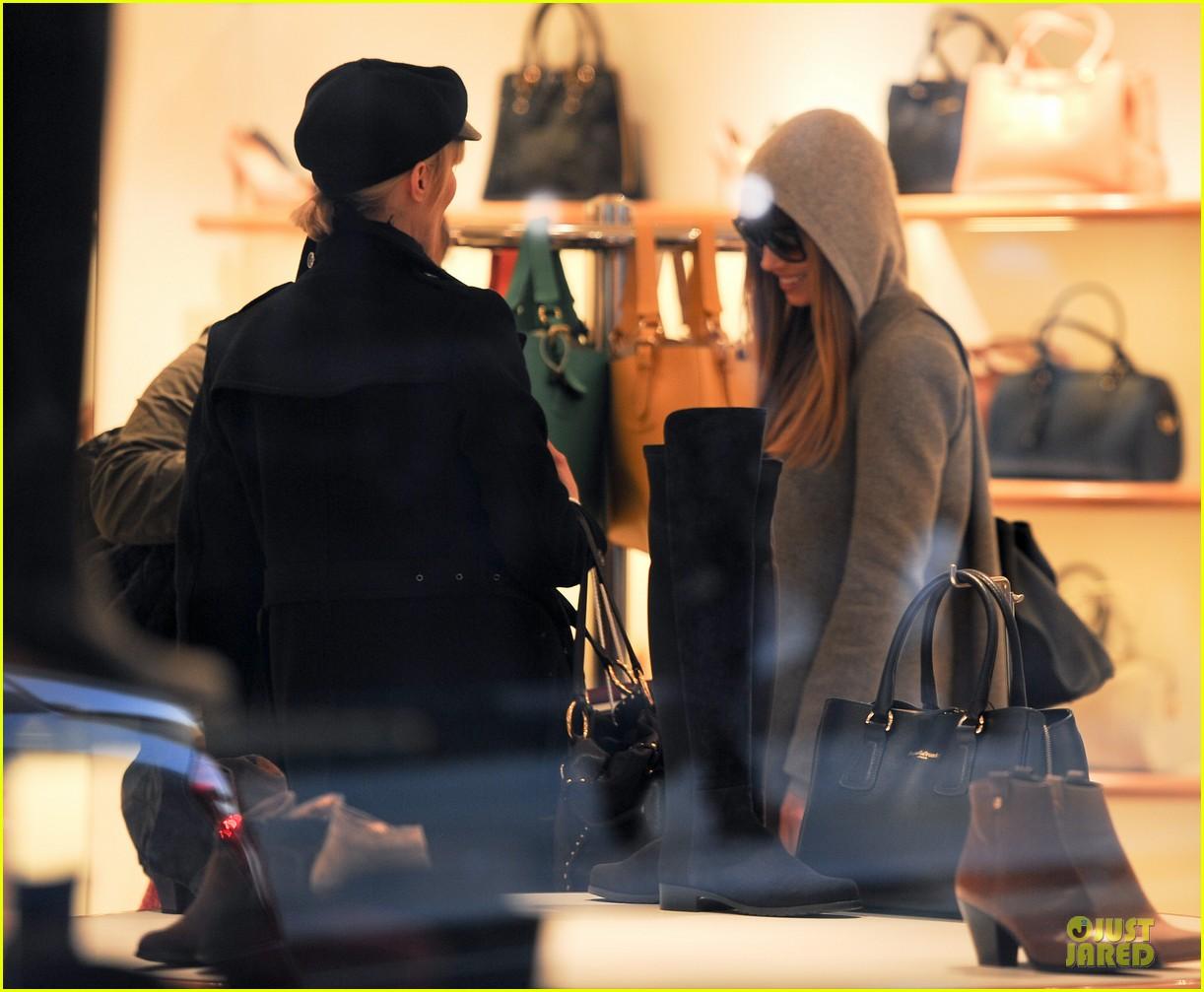 jessica biel misses pet pooch during london fashion week 022815271