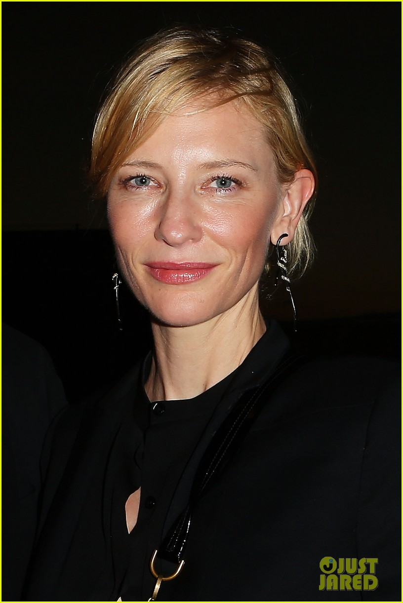 cate blanchett mrs warrens profession opening night 02