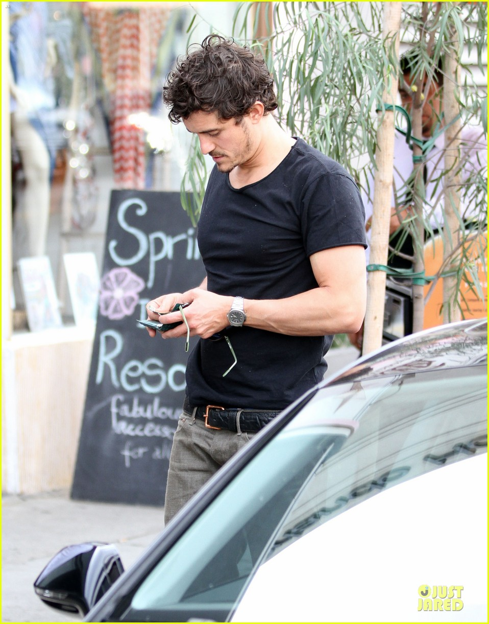 orlando bloom son of a gun with flynn 102803014