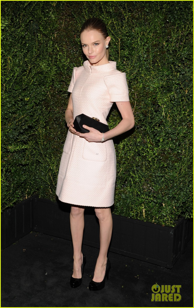 kate bosworth chanel pre oscar dinner 2013 01