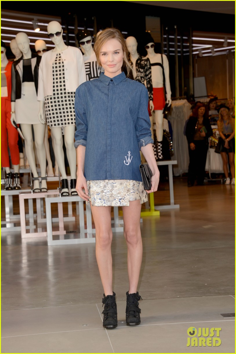 kate bosworth demi lovato topshop grand opening 122812537