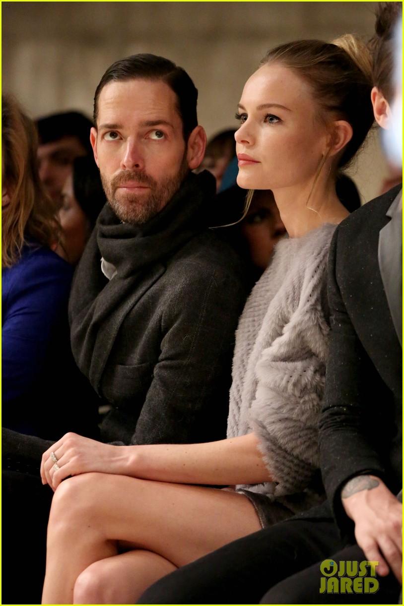 kate bosworth demi lovato topshop unique fashion show 16