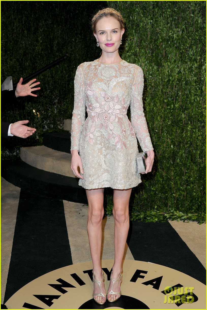 kate bosworth michael polish vanity fair oscars party 2013 01