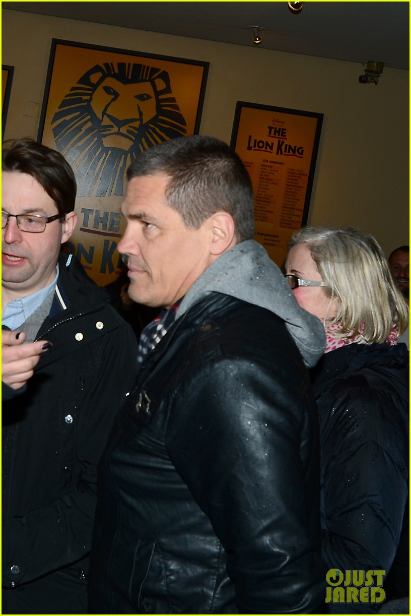 josh brolin post split broadway matinee with eden 022818160