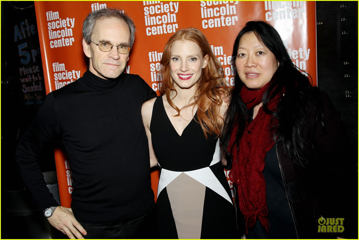 jessica chastain film society of lincoln center conversation 222807522