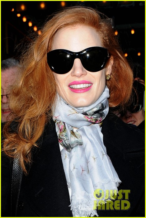 jessica chastain i support jennifer lawrence my fellow nominees 022808793