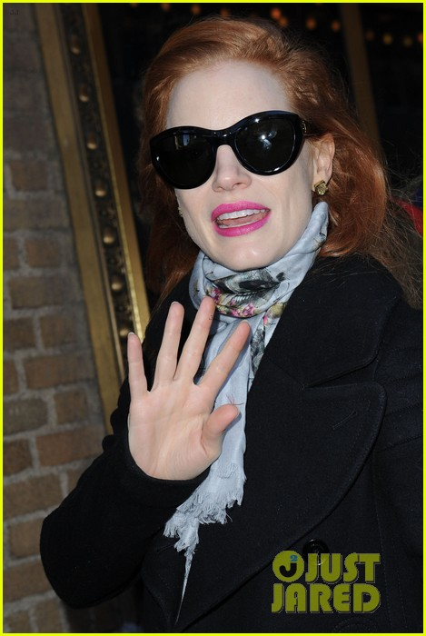 jessica chastain i support jennifer lawrence my fellow nominees 042808795