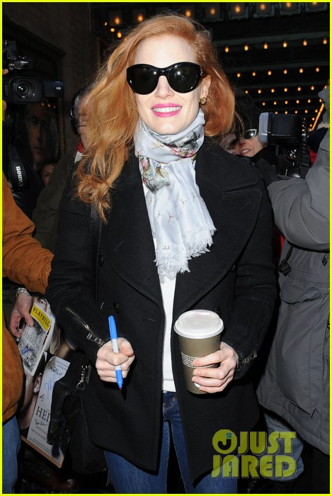 jessica chastain i support jennifer lawrence my fellow nominees 162808807