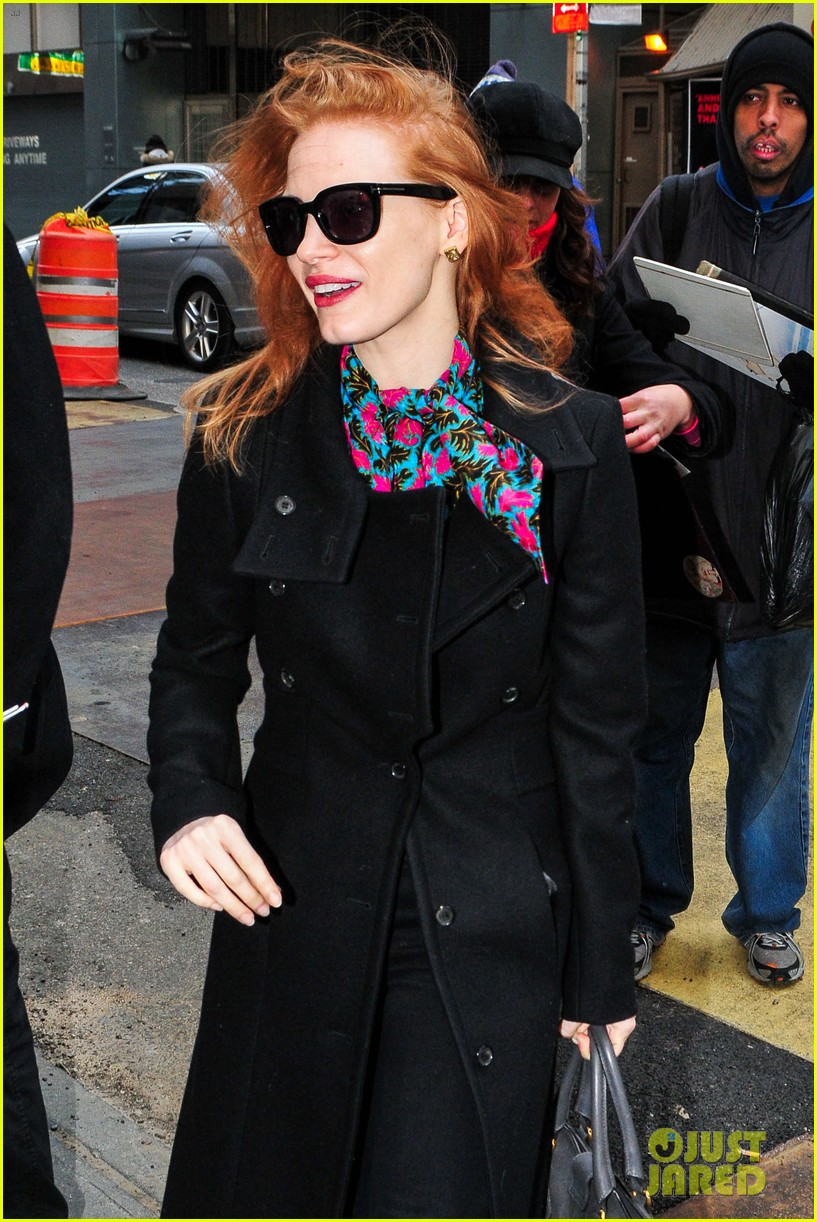 jessica chastain felt honored to play zero dark thirty character 052804078