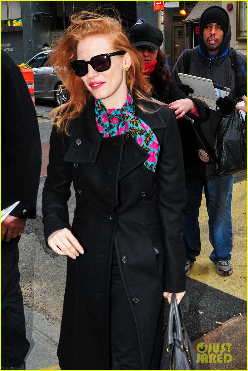 jessica chastain felt honored to play zero dark thirty character 082804081