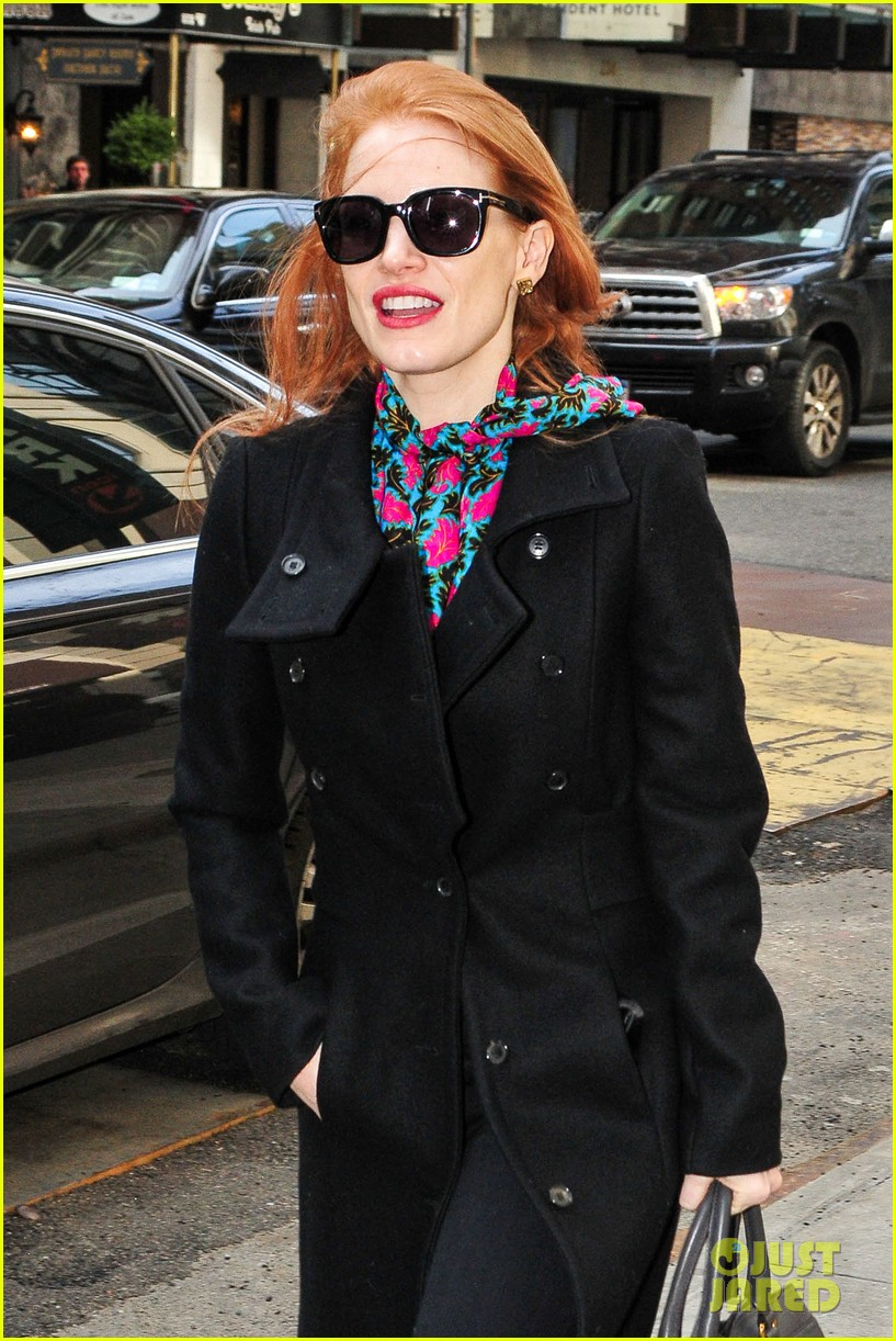 jessica chastain felt honored to play zero dark thirty character 102804083