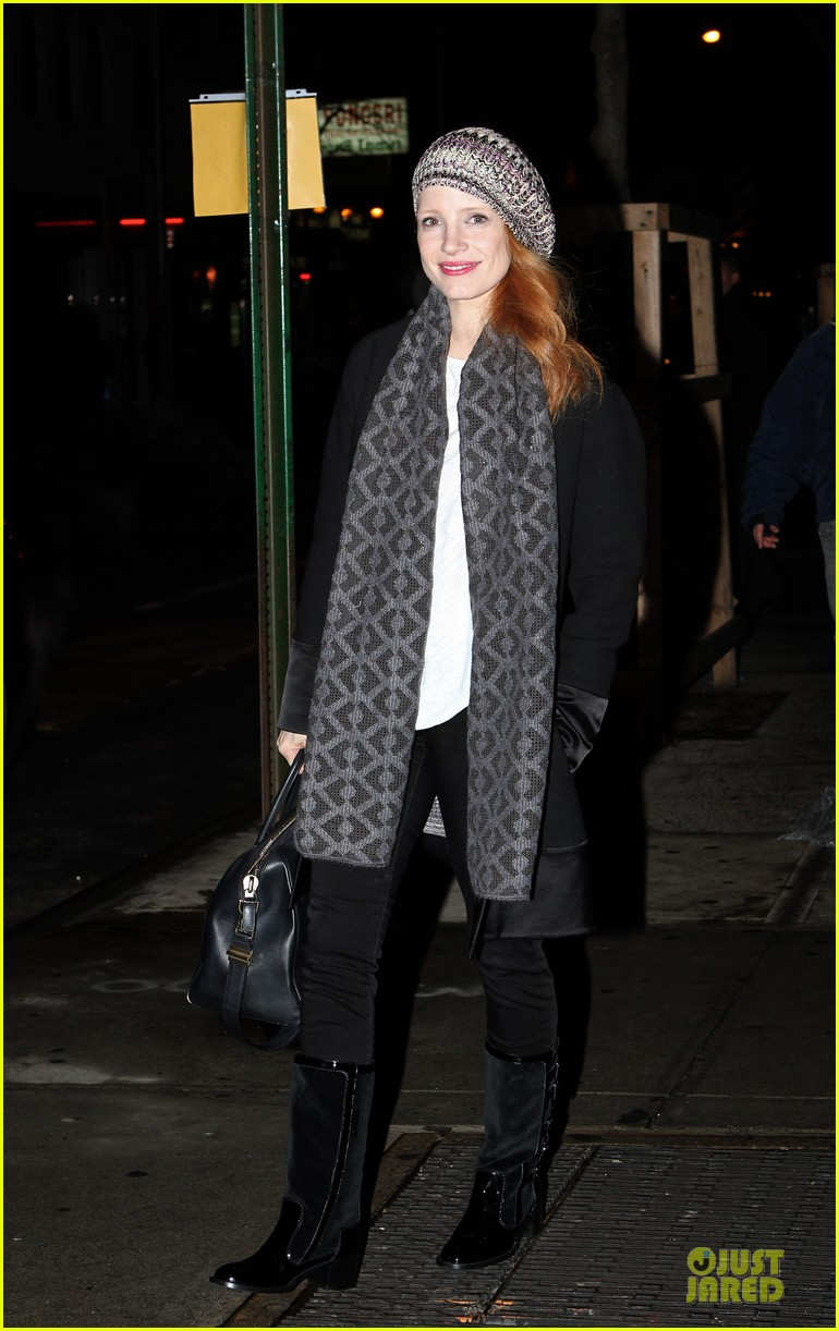 jessica chastain the heiress makes back initial investment 012805665