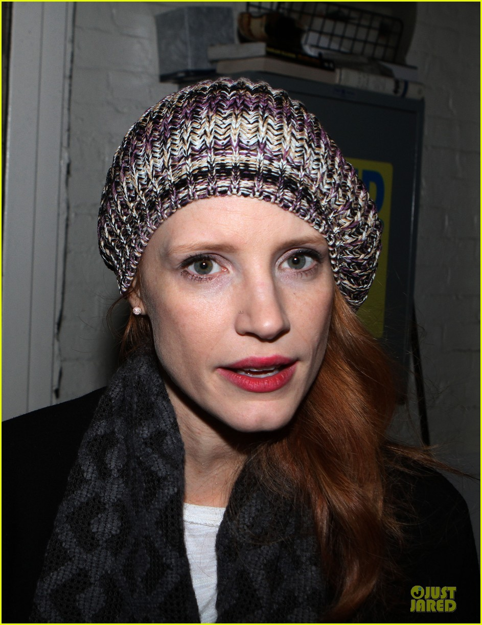 jessica chastain the heiress makes back initial investment 062805670