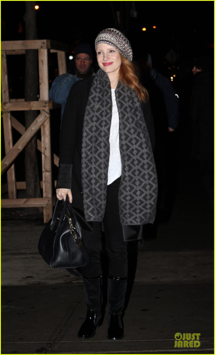 jessica chastain the heiress makes back initial investment 092805673