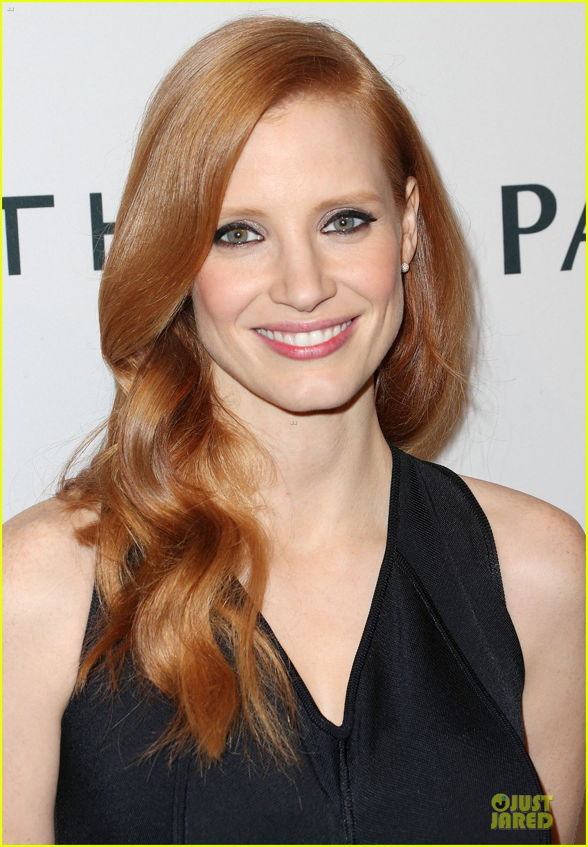 jessica chastain hugh jackman tonight show with jay leno guests 042805234