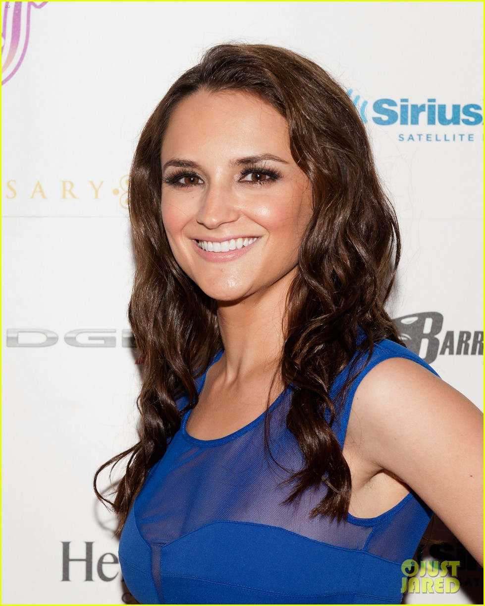 rachael leigh cook brooklyn decker leather laces party 022803920