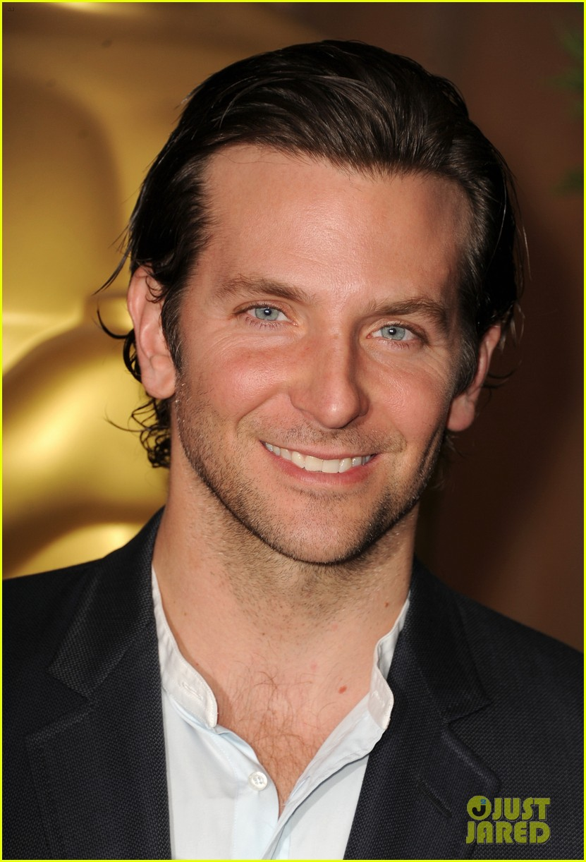 bradley cooper robert de niro oscar nominees luncheon 2013 02