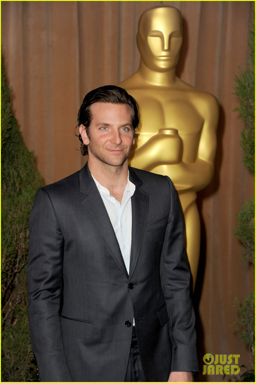 bradley cooper robert de niro oscar nominees luncheon 2013 20