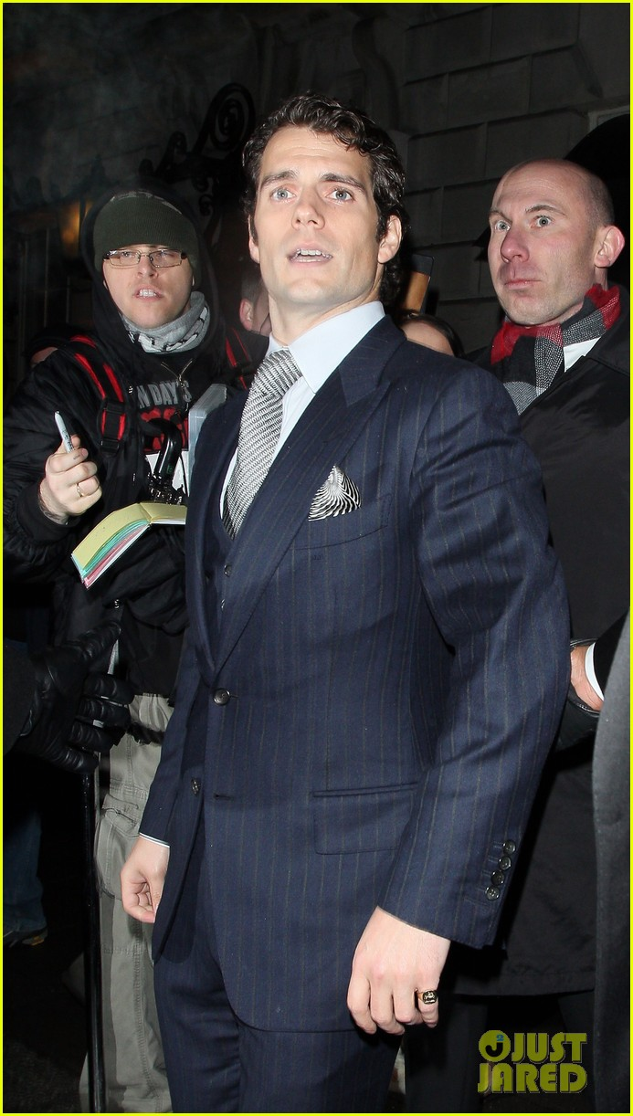 tom cruise henry cavill pre bafta dinner in london 04
