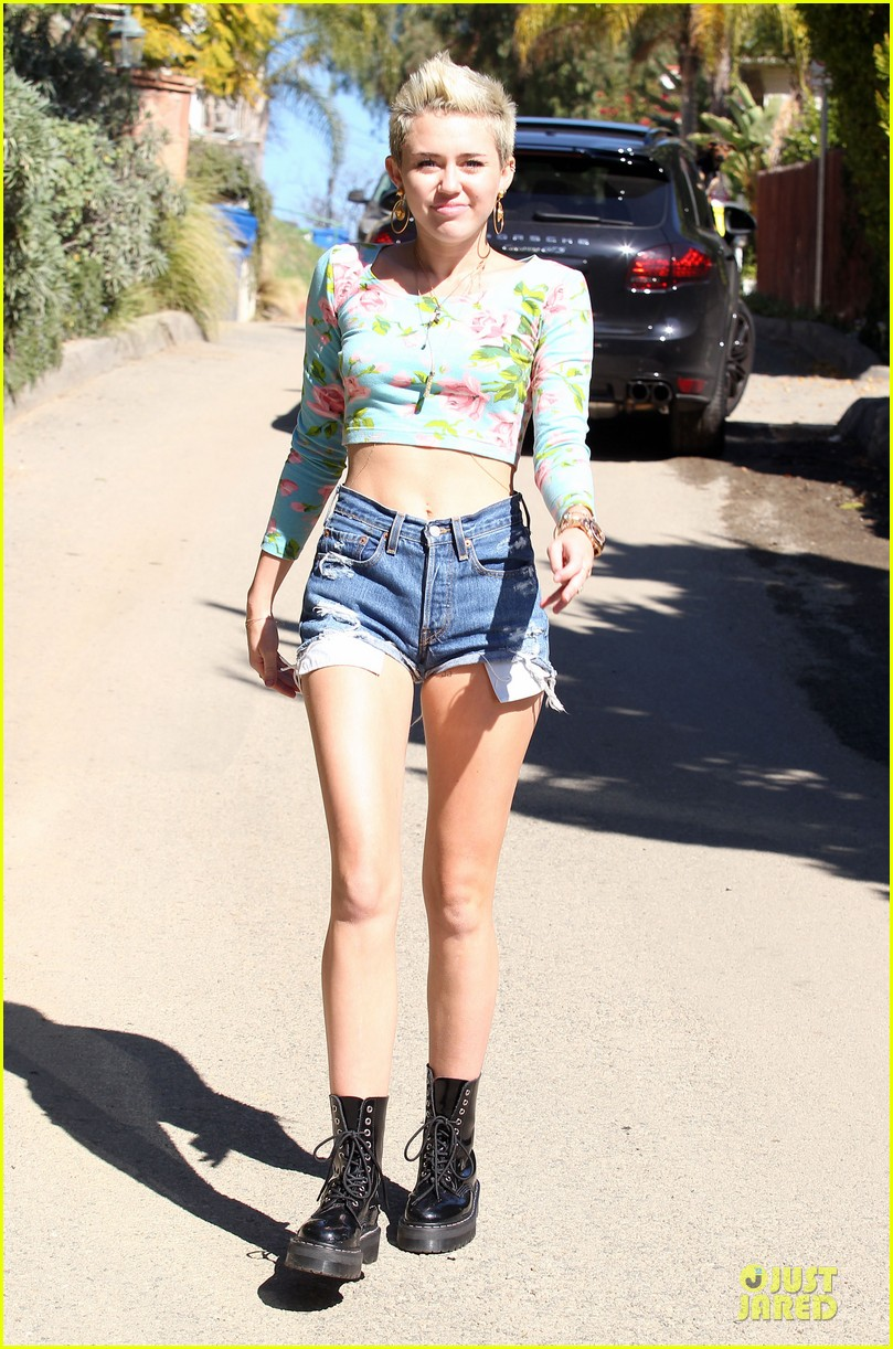 miley cyrus beautiful monday sickness 012804831