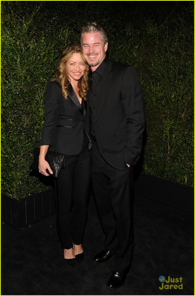 eric dane rebecca gayheart chanel pre oscars dinner 2013 022818481