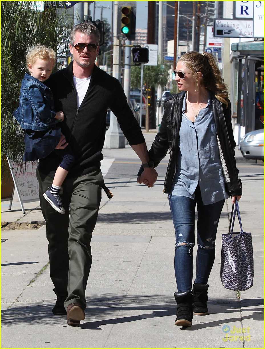 eric dane rebecca gayheart chanel pre oscars dinner 2013 082818487