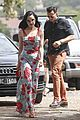 dita von teese catalina lunch with theo hutchcraft 14