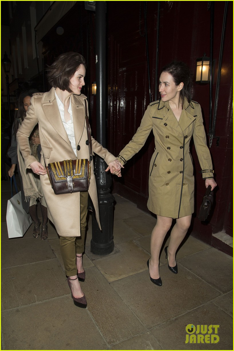 michelle dockery downton abbey covers one direction 022815645