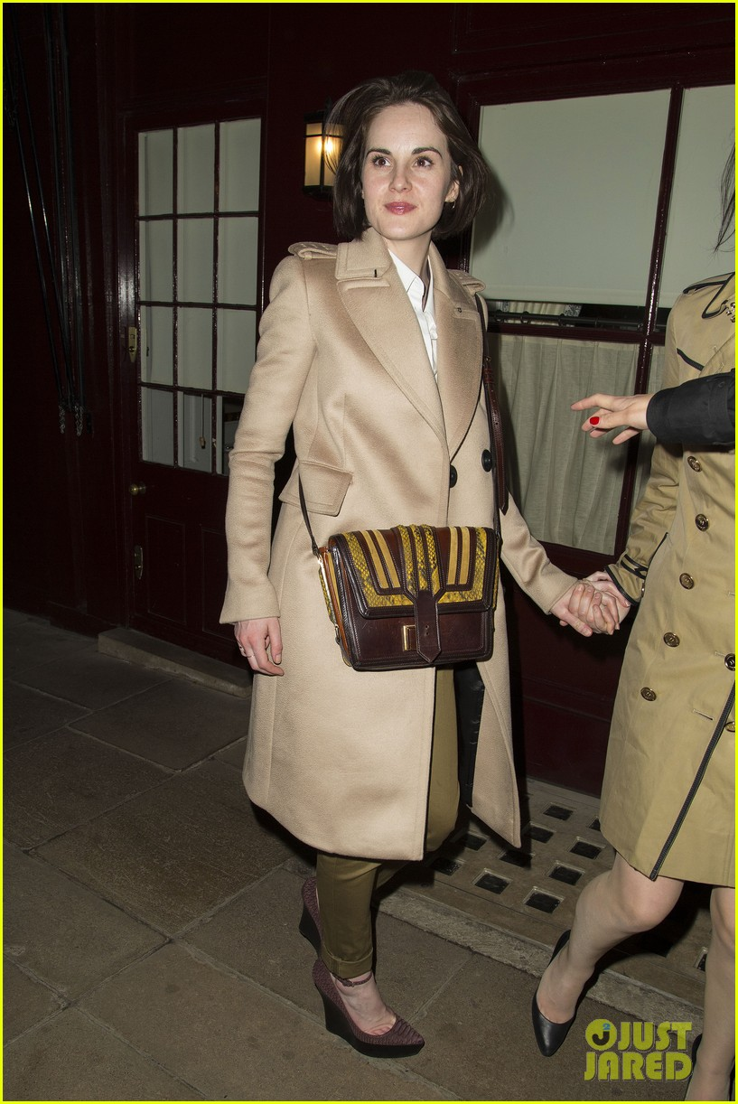 michelle dockery downton abbey covers one direction 042815647