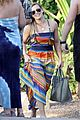 hilary duff hawaii sunset stroll 13