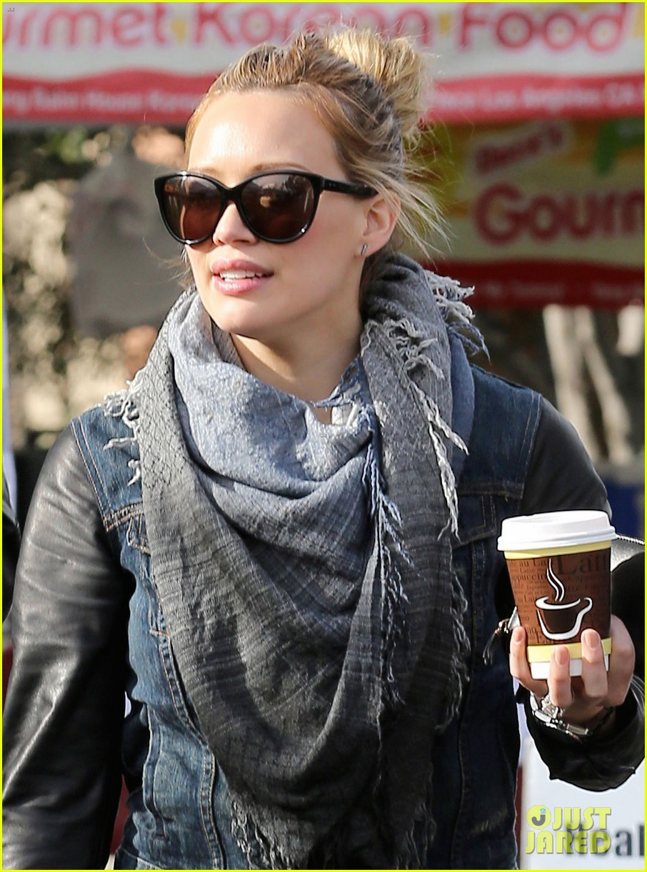 hilary duff post pilates pretty 042805050