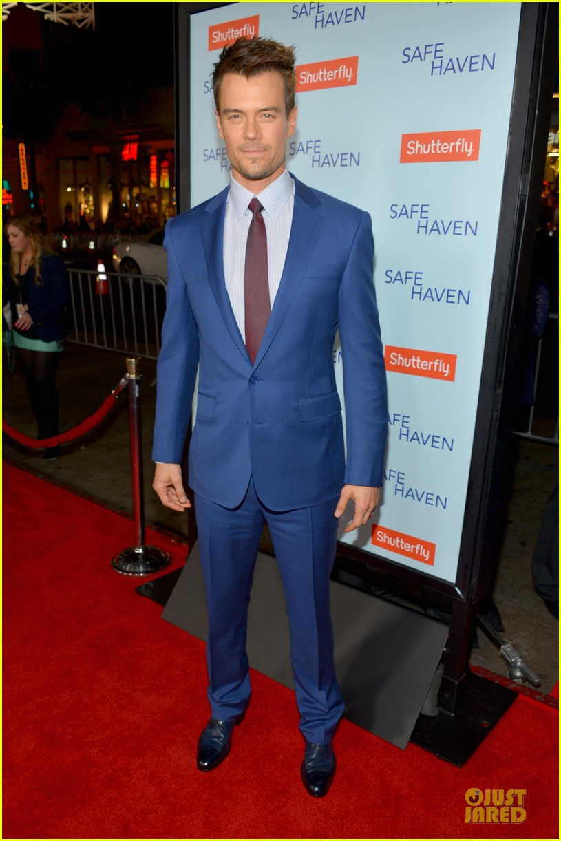 fergie josh duhamel safe haven hollywood premiere 012805589