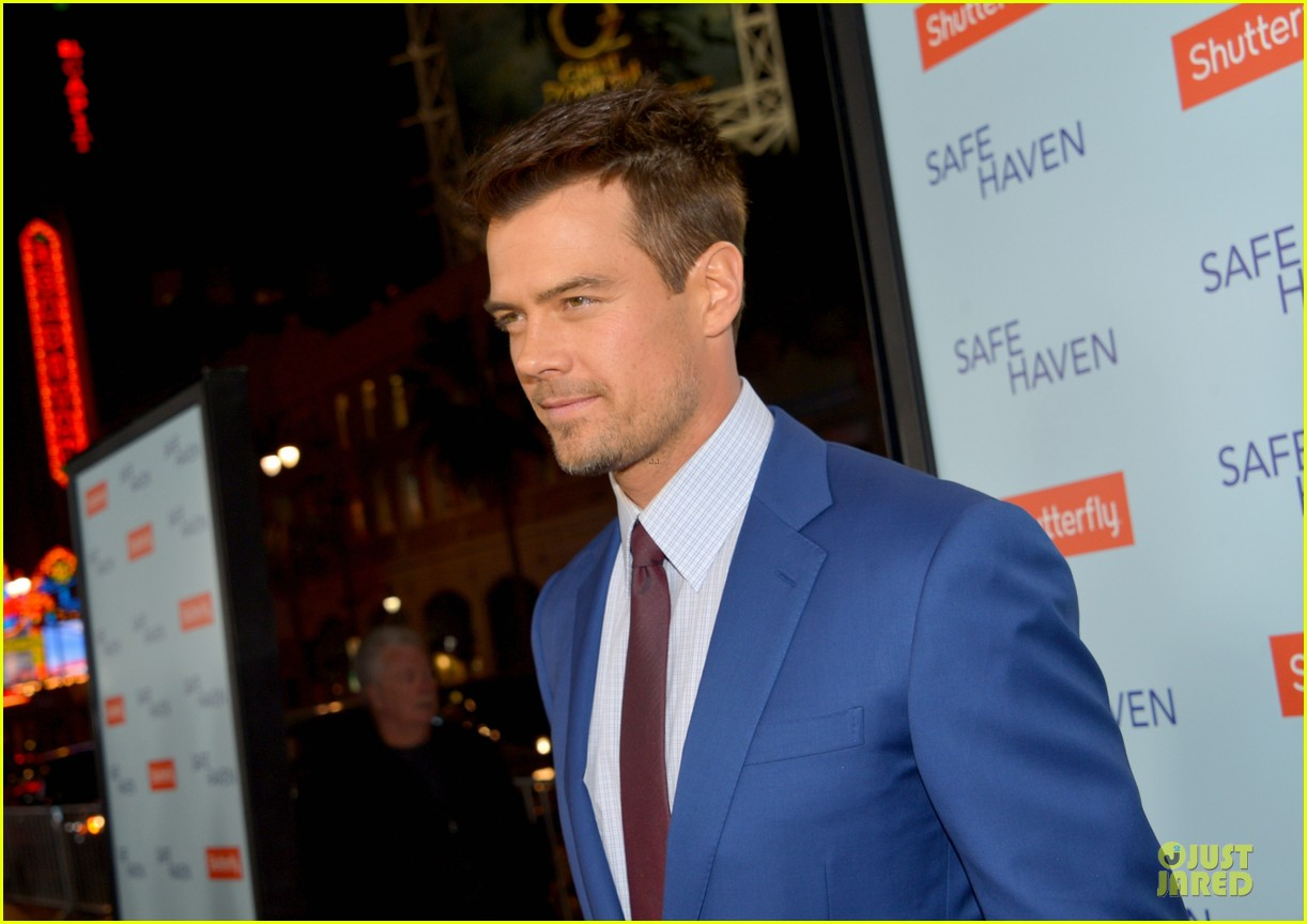 fergie josh duhamel safe haven hollywood premiere 072805595