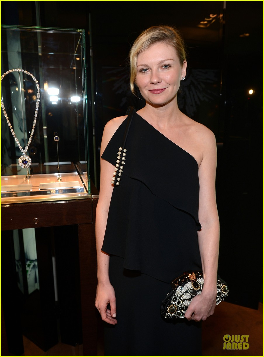 kristin dunst kate walsh bvlgari  celebration of elizabeth taylor collection 062815531