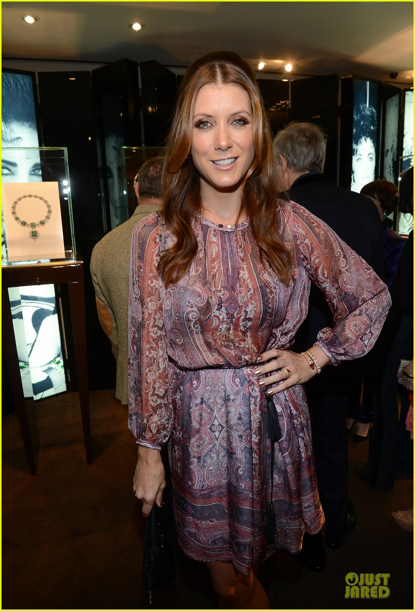 kristin dunst kate walsh bvlgari  celebration of elizabeth taylor collection 092815534