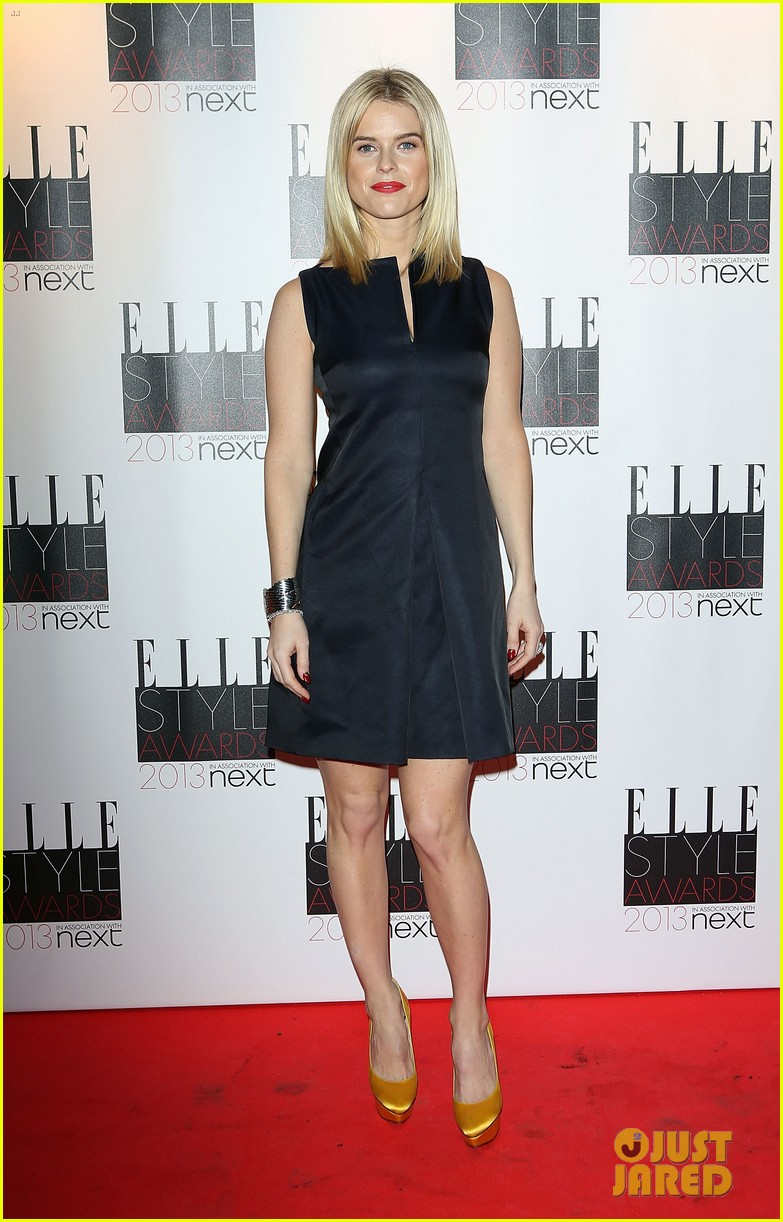 andrea riseborough alice eve elle style awards 2013 08