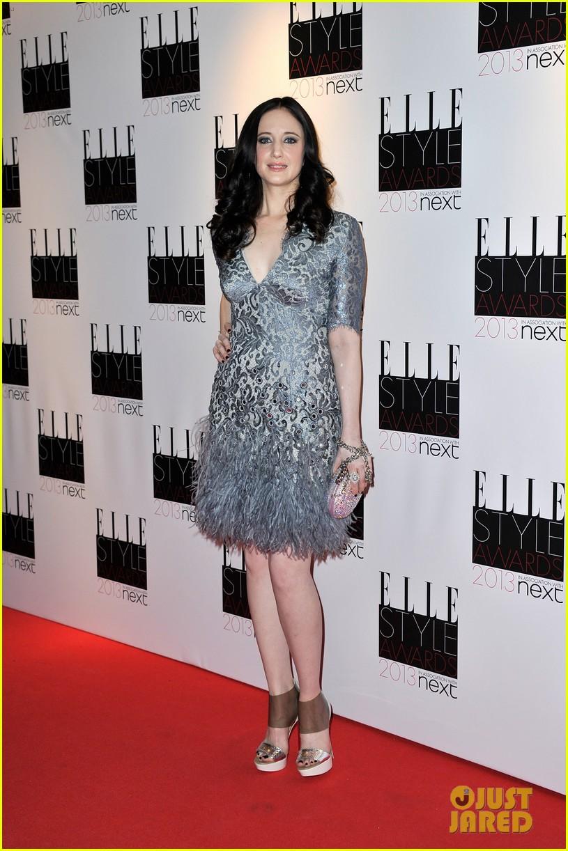 andrea riseborough alice eve elle style awards 2013 132810199