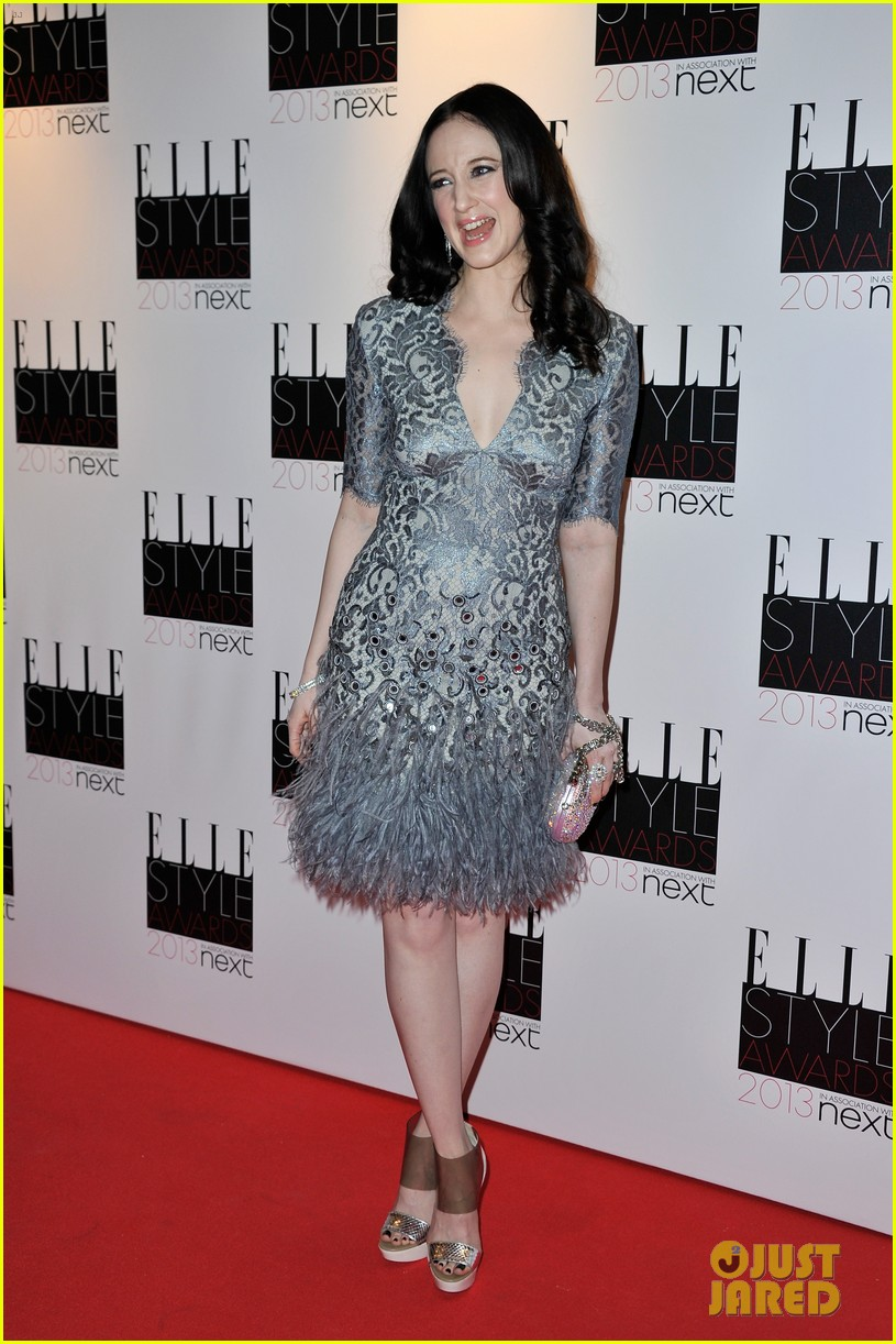 andrea riseborough alice eve elle style awards 2013 14