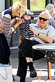 anna faris jack baby gap shopping duo 29