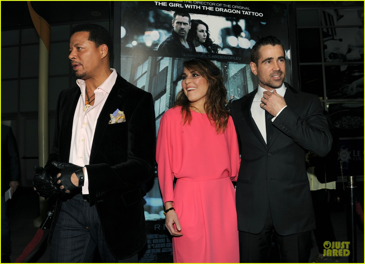 colin farrell noomi rapace dead man down hollywood premiere 202821586