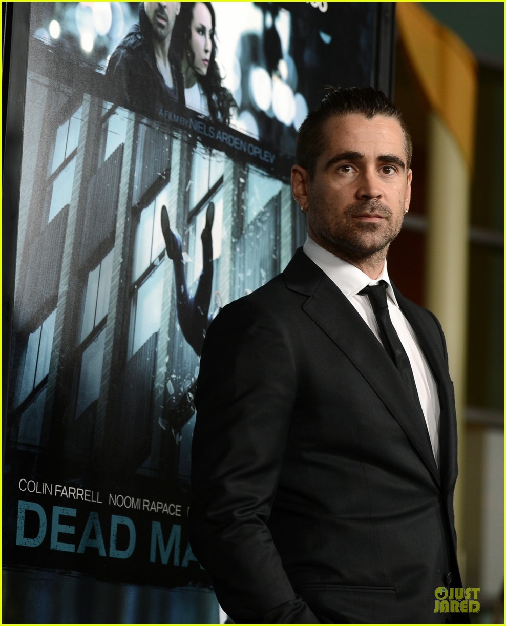 colin farrell noomi rapace dead man down hollywood premiere 262821592