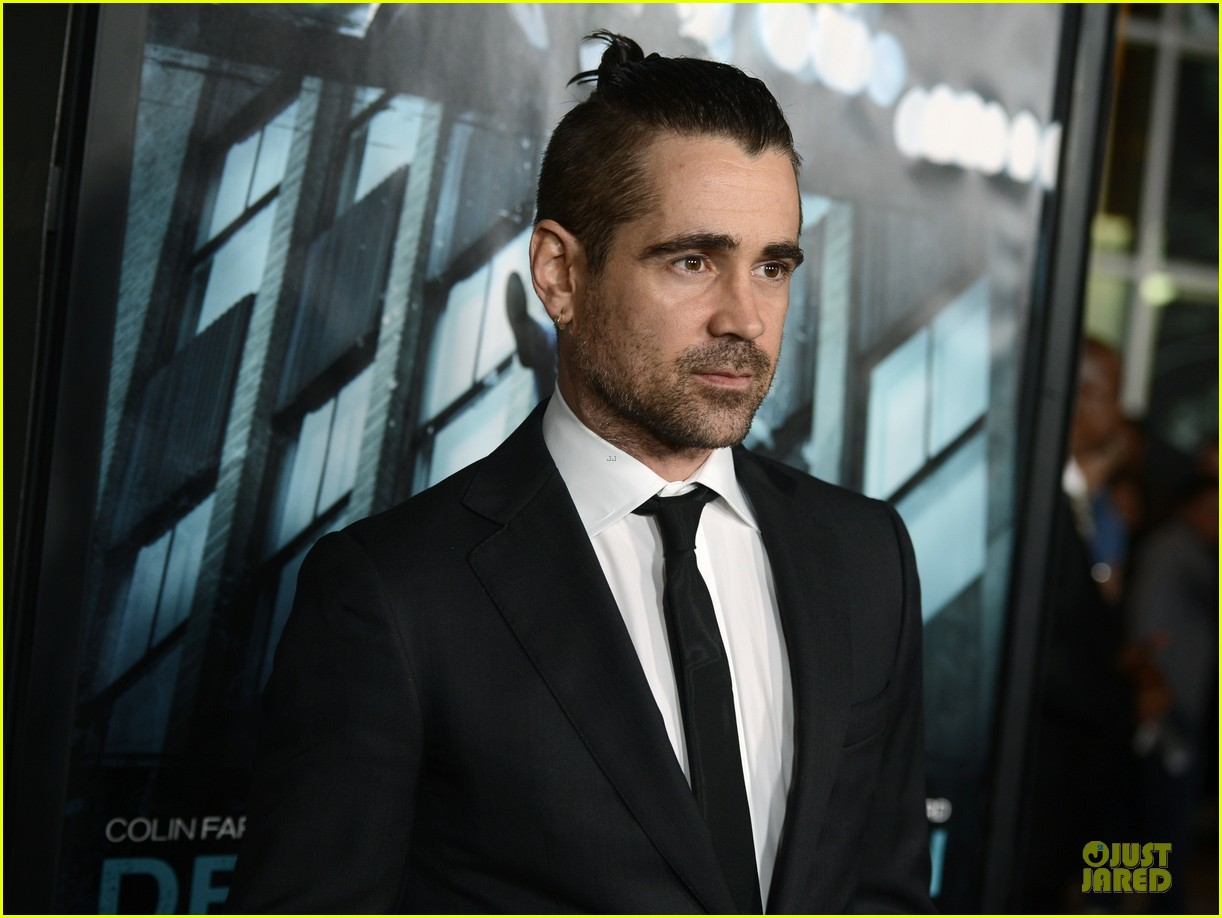 colin farrell noomi rapace dead man down hollywood premiere 312821597