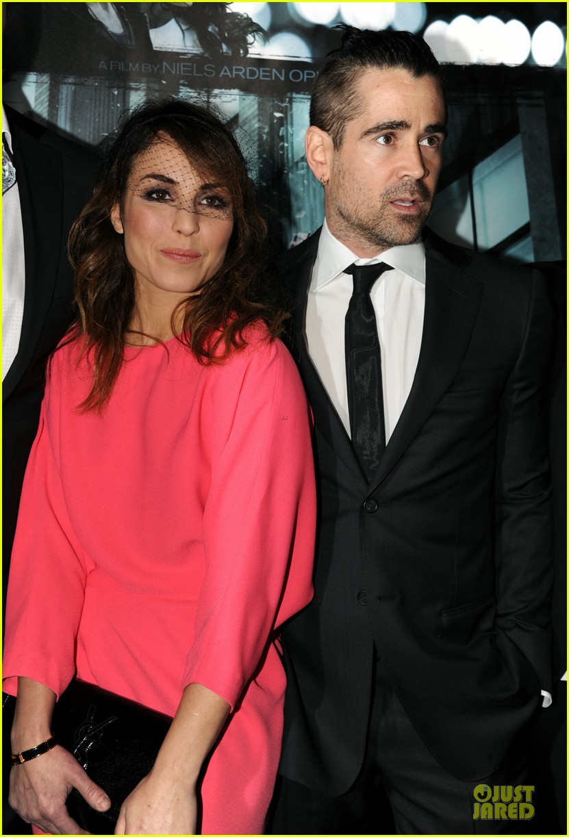 colin farrell noomi rapace dead man down hollywood premiere 322821598